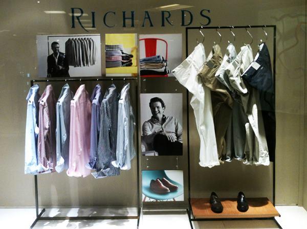 Vitrines Richards