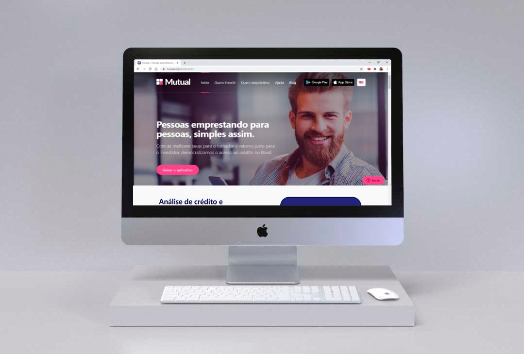 Mutual - Website